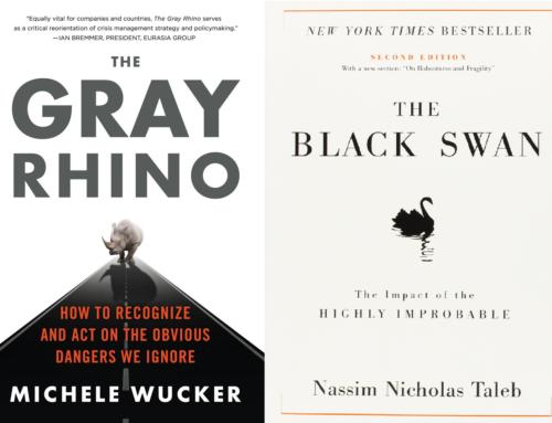 ¿El Cisne Negro o el Rinoceronte Gris?